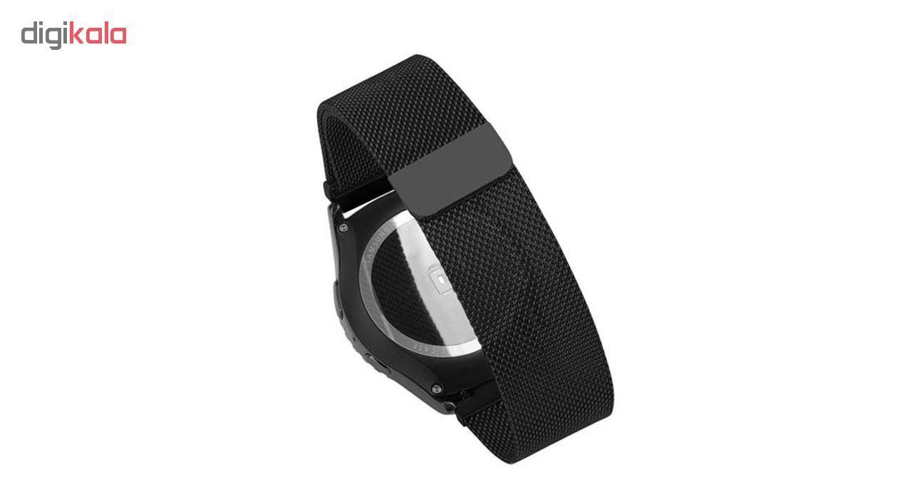 بند مدل Milanese Loop مناسب برای ساعت هوشمند سامسونگ Gear S2 Classic / Gear Sport / Galaxy Watch 42mm main 1 2