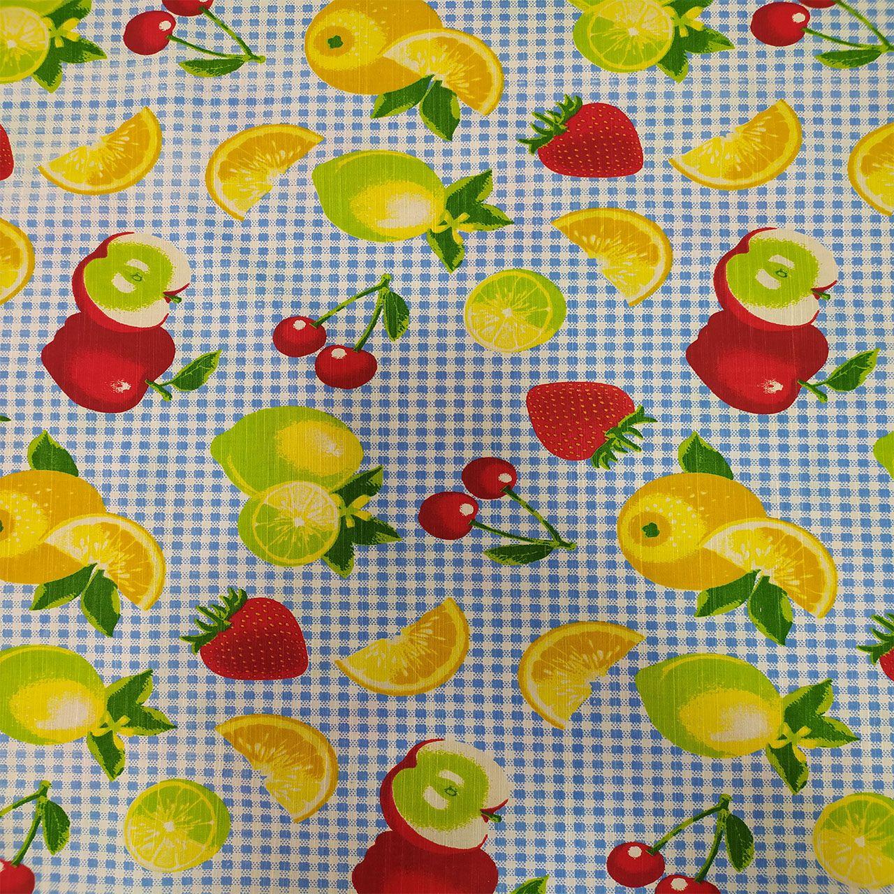 پارچه آشپزخانه طرح میوه