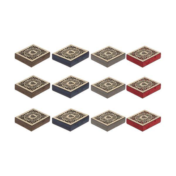 جعبه جواهرات مدل ST03 مجموعه 12 عددی