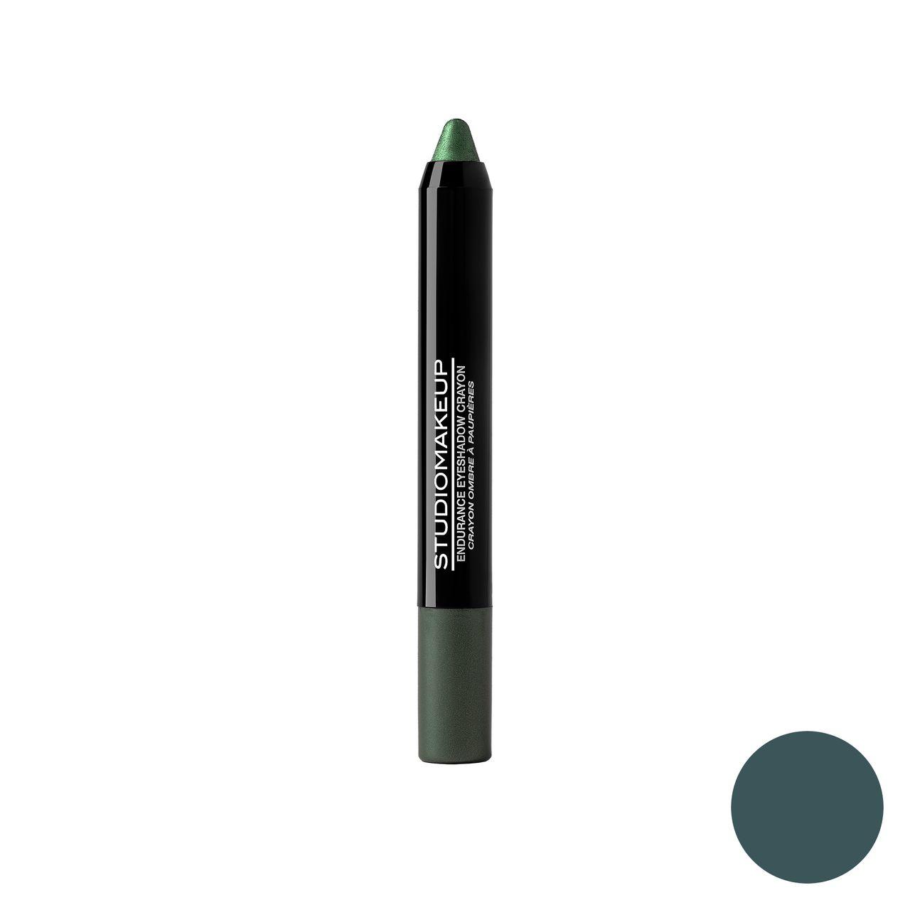 سایه چشم مدادی استودیو میکاپ مدل Endurance شماره 01