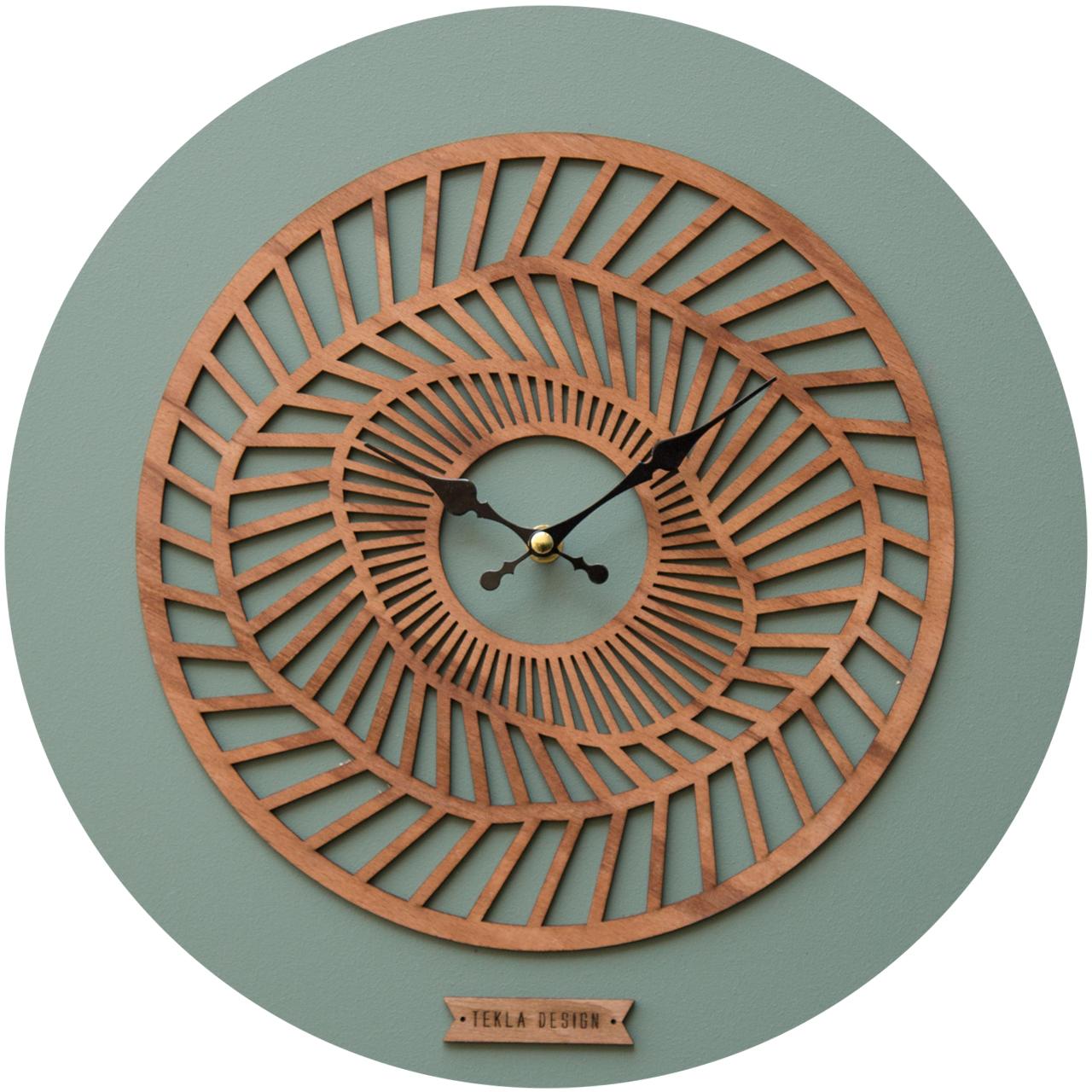 ساعت دیواری تکلا دیزاین مدل TT209