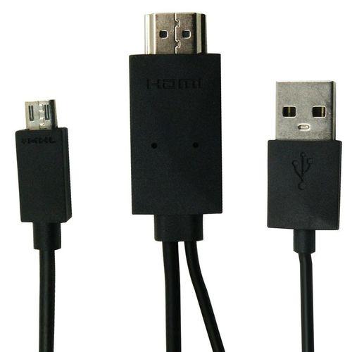 کابل تبدیل MHL به HDMI طول 1.8 متر