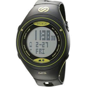 ساعت ورزشی سولئوس مدل GPS Cross Country SG005-052