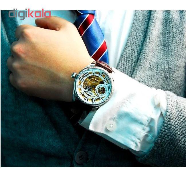ساعت مچی عقربه ای مردانه اینگرسل مدل IN7904WHG