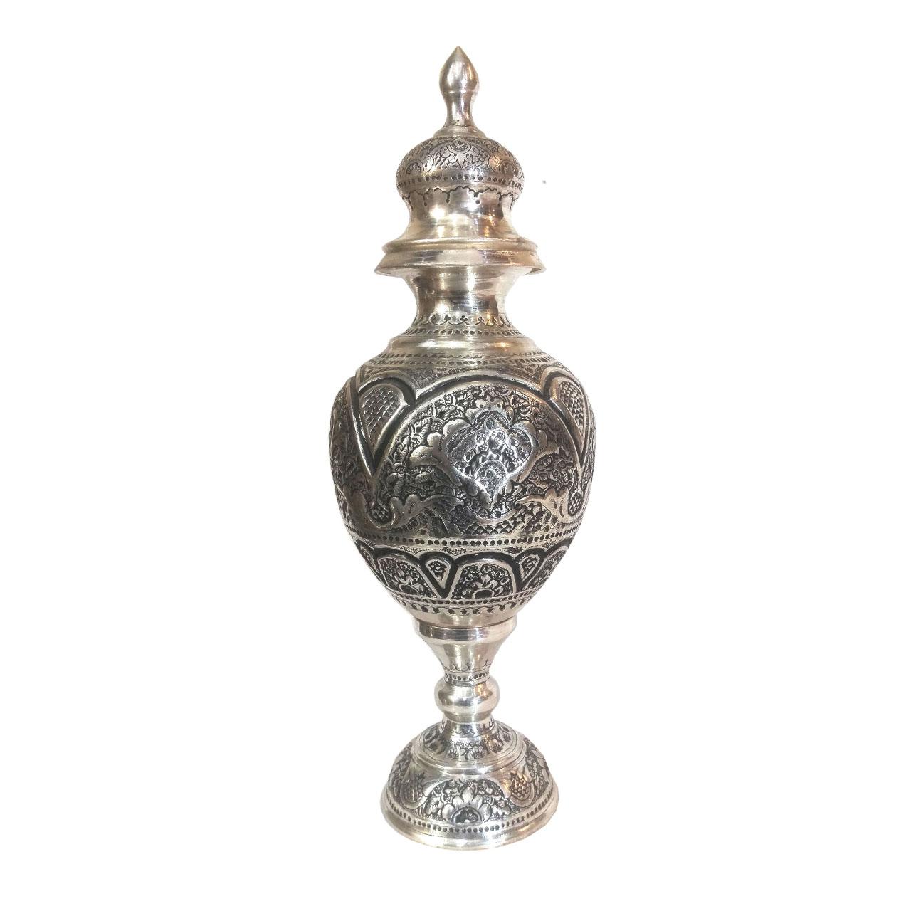 گلاب پاش قلمزنی لوح هنر کد 1172