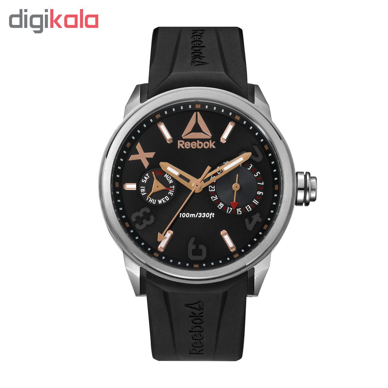 خرید ساعت مچی عقربه ای مردانه ریباک مدل RD-FLA-G5-S1IB-13
