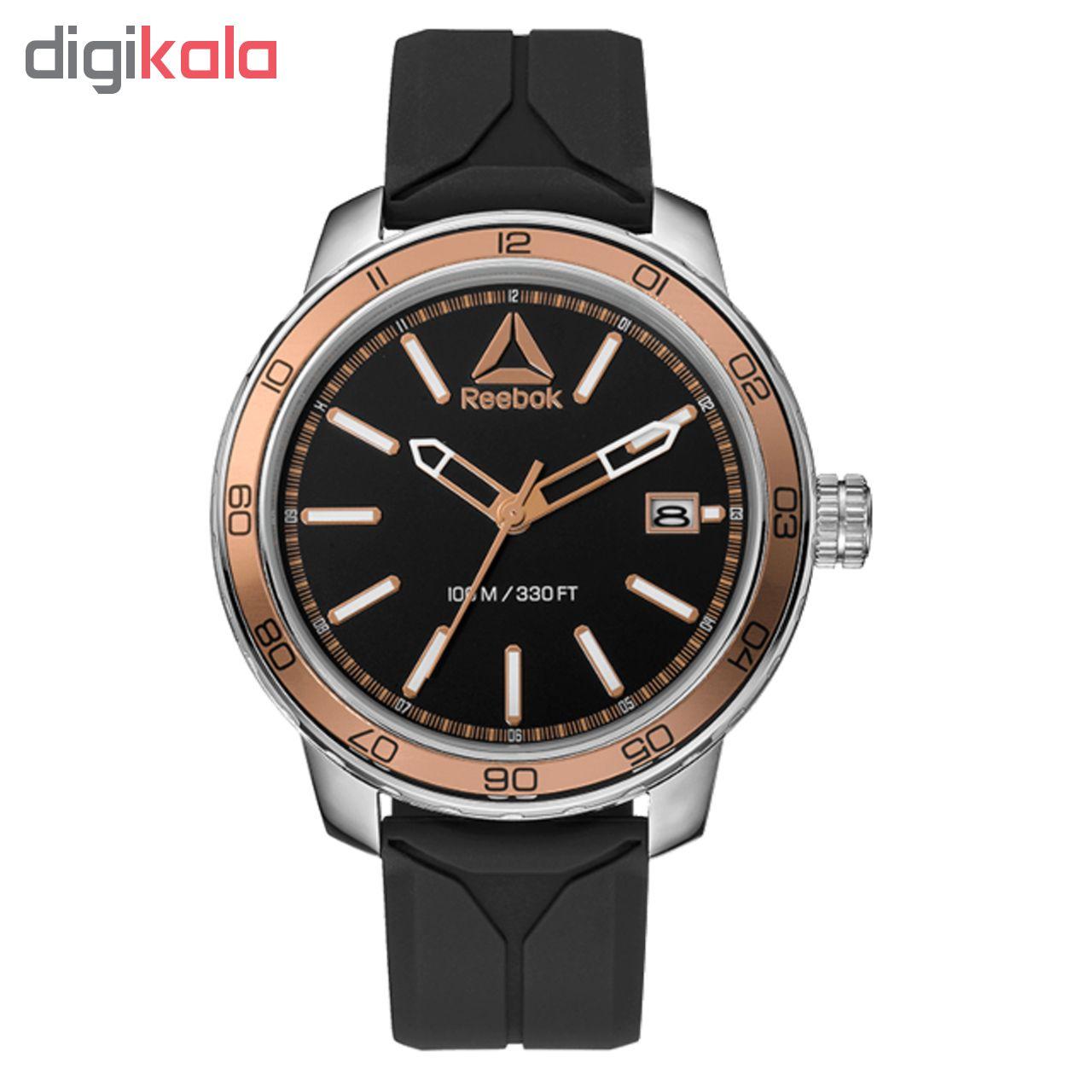 خرید ساعت مچی عقربه ای مردانه ریباک مدل RD-FOR-G3-S1IB-B3