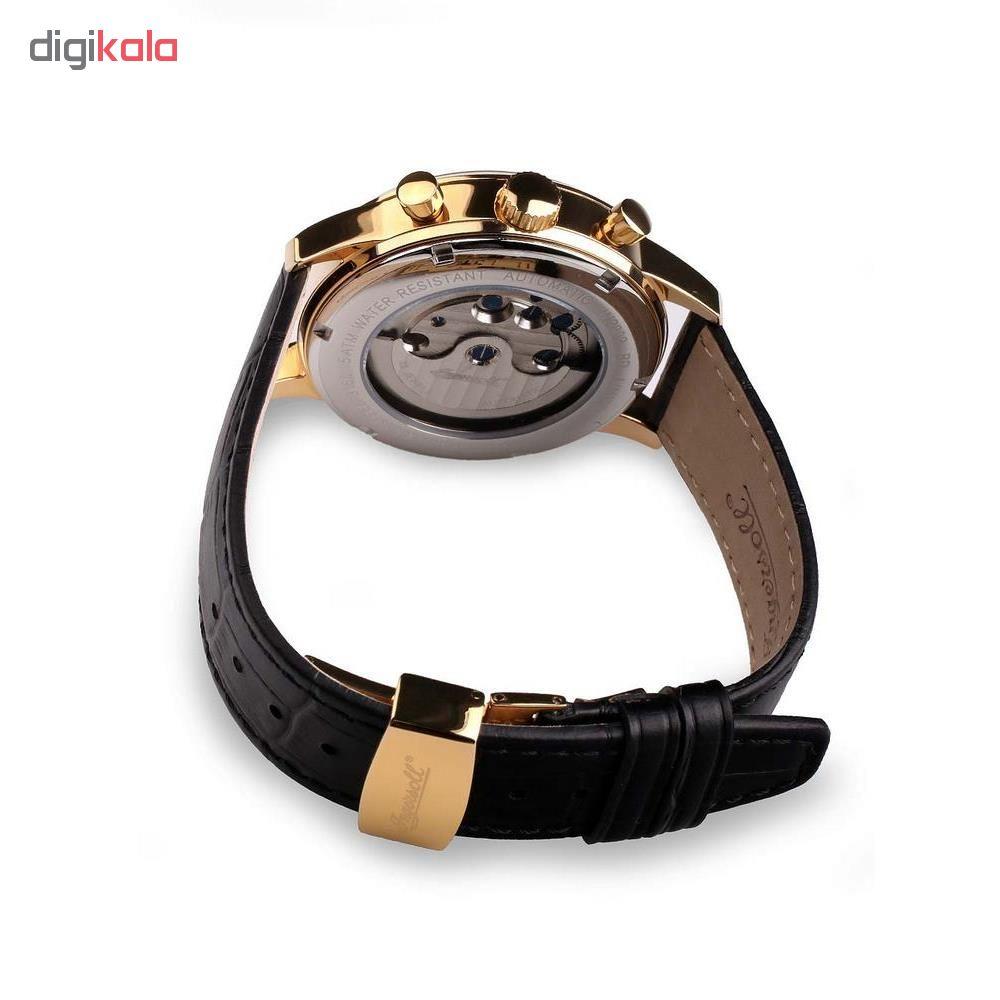 خرید ساعت مچی عقربه ای مردانه اینگرسل مدل IN2002GBK