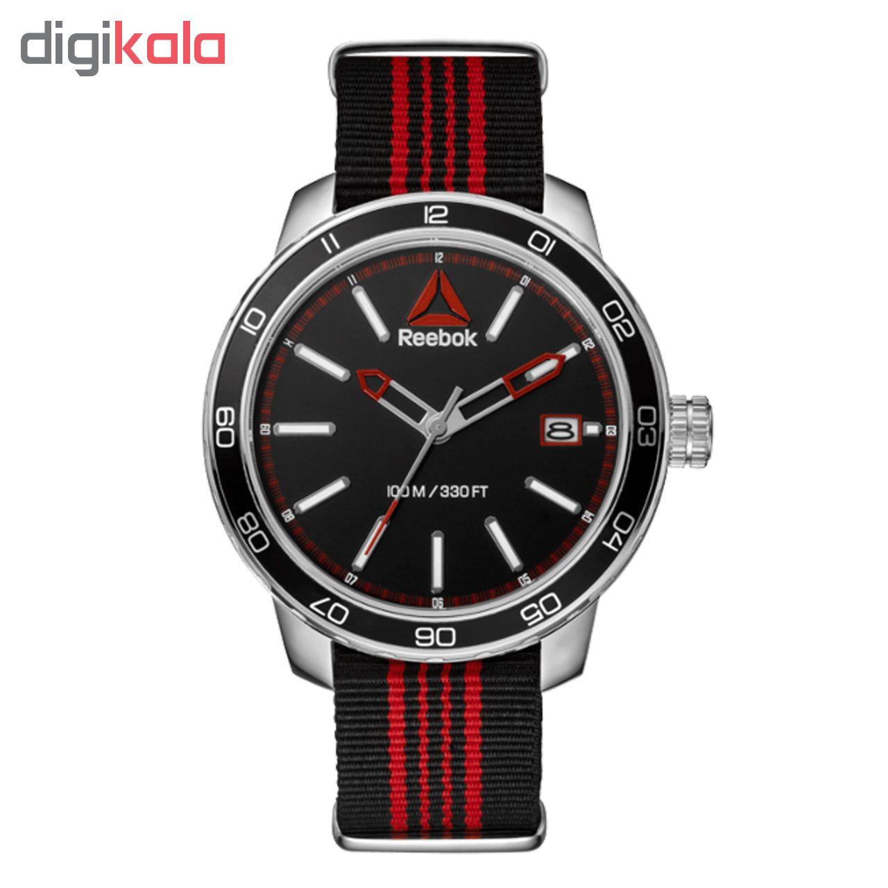 خرید ساعت مچی عقربه ای مردانه ریباک مدل RD-FOR-G3-S1NB-BR
