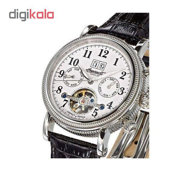 خرید ساعت مچی عقربه ای مردانه اینگرسل مدل IN1826SL