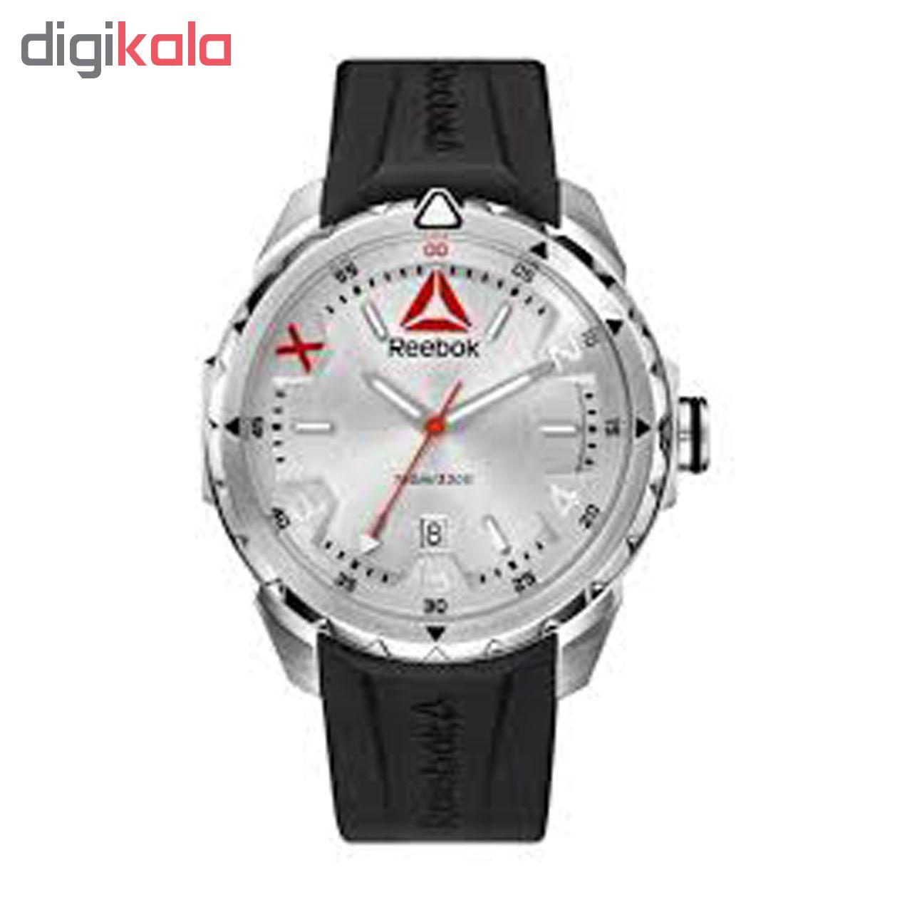 خرید ساعت مچی عقربه ای مردانه ریباک مدل RD-IMP-G3-S1IB-11
