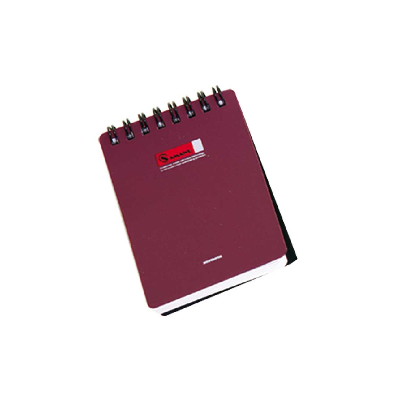 دفتر یادداشت سمند کد SA557