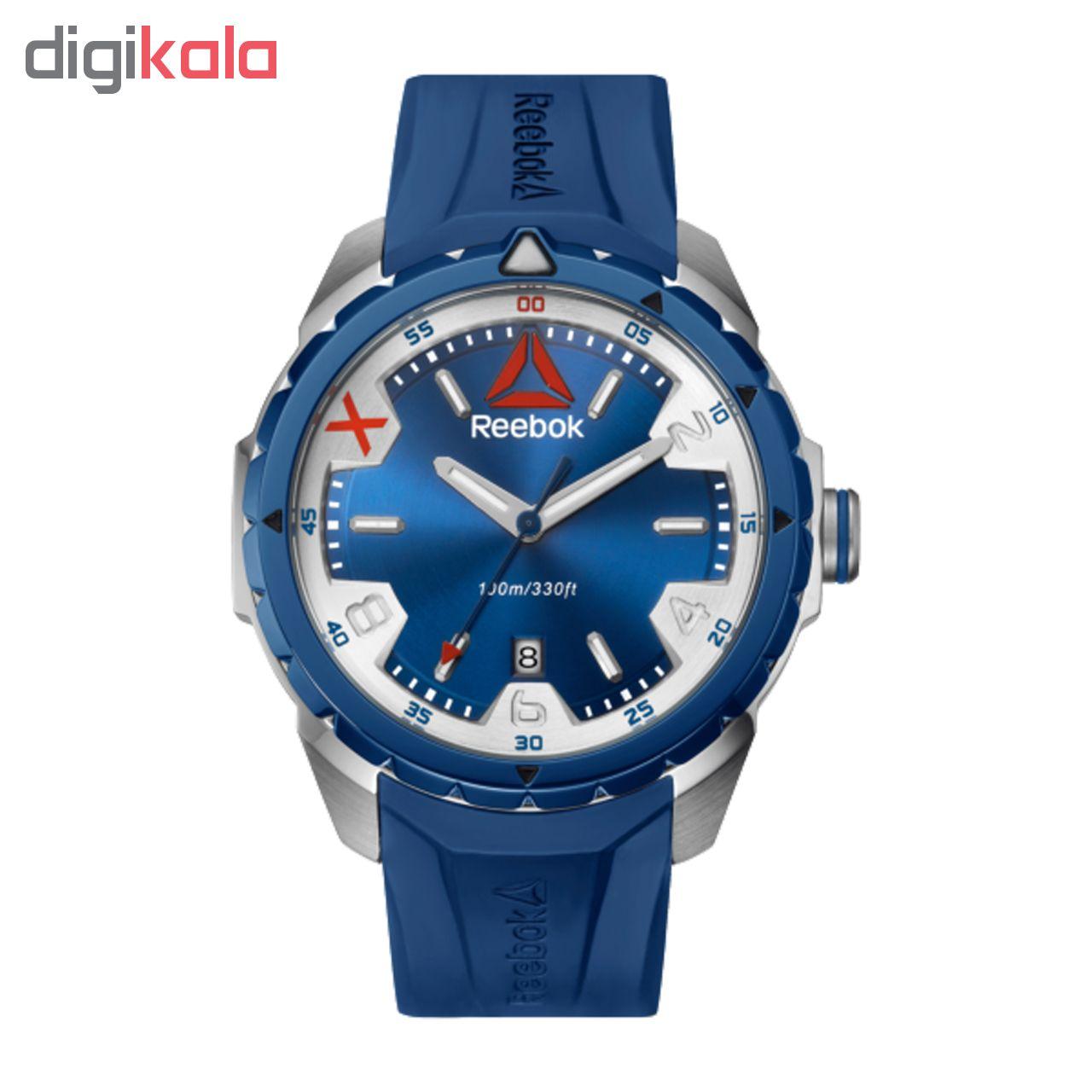 خرید ساعت مچی عقربه ای مردانه ریباک مدل RD-IMP-G3-S1IN-N1