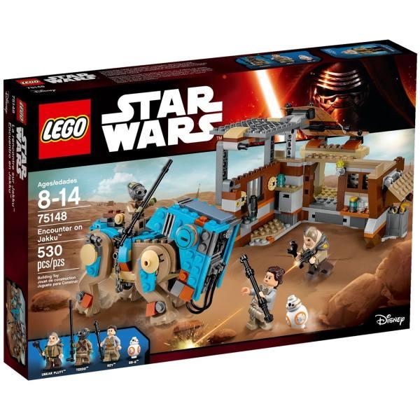 لگو سری Star Wars مدل Encounter On Jakku 75148