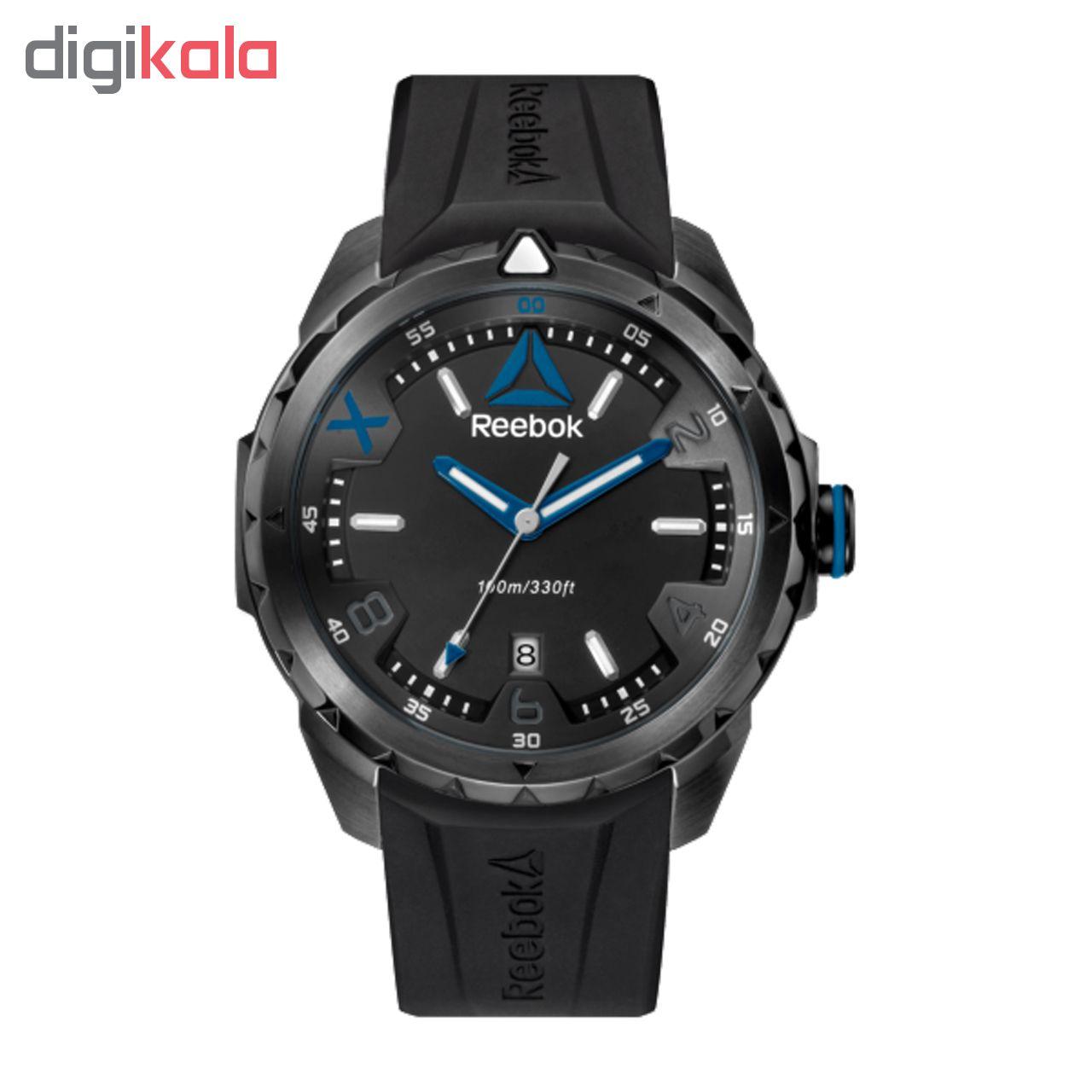 خرید ساعت مچی عقربه ای مردانه ریباک مدل RD-IMP-G3-SBIB-BN