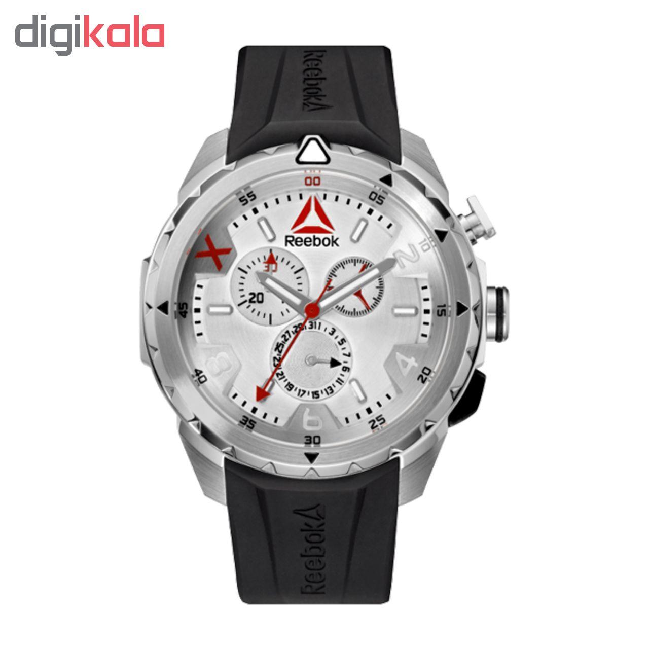خرید ساعت مچی عقربه ای مردانه ریباک مدل RD-IMP-G6-S1IB-11