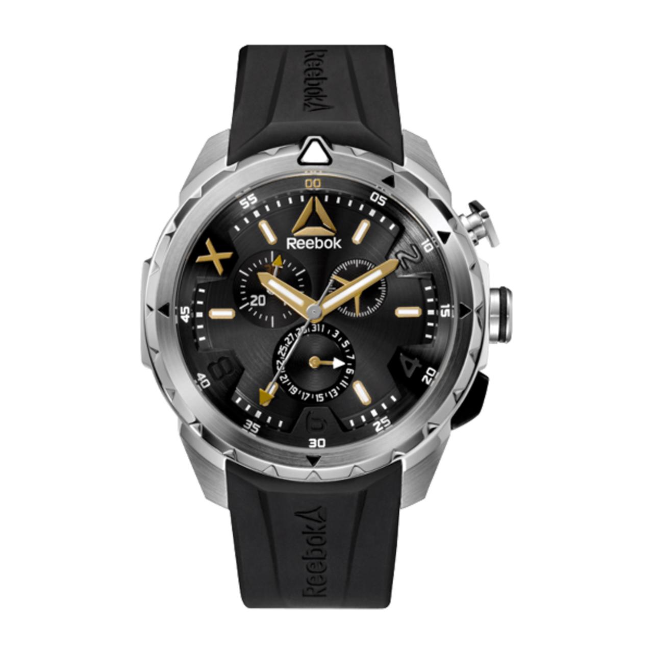 ساعت مچی عقربه ای مردانه ریباک مدل RD-IMP-G6-S1IB-B2 55