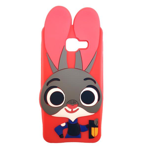 کاور طرح خرگوش مناسب برای گوشی موبایل سامسونگ Galaxy A3 2016/A310