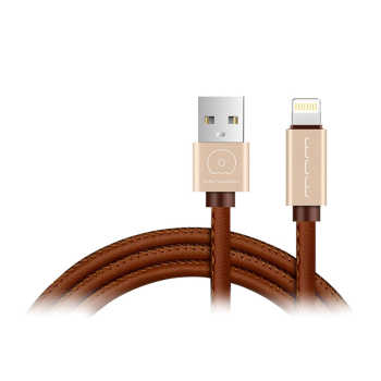 کابل تبدیل USB به لایتنینگ دبلیو یو دبلیو مدل X01 طول 2 متر
