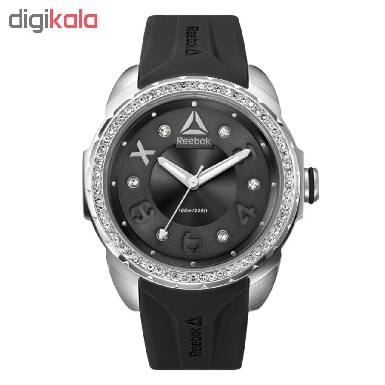 ساعت زنانه برند ریباک مدل RD-IMS-L2-S1IB-B1