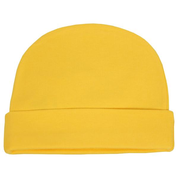 کلاه نوزادی نیلی کد 001