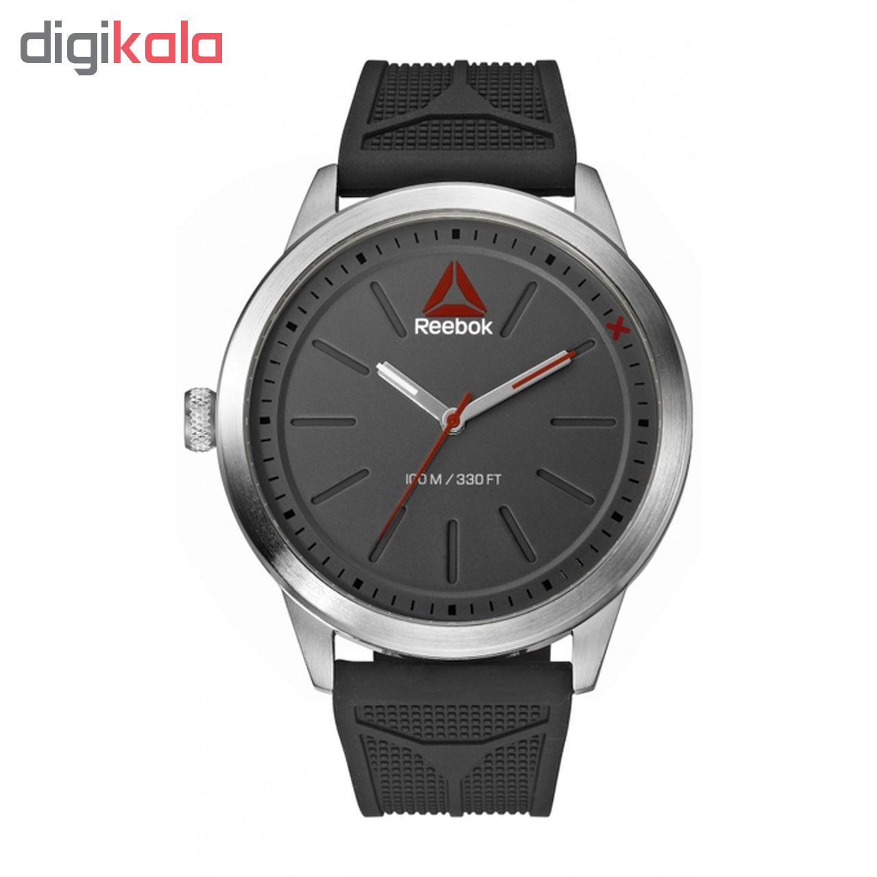 خرید ساعت مچی عقربه ای مردانه ریباک مدل RD-LIF-G2-S1IB-BR