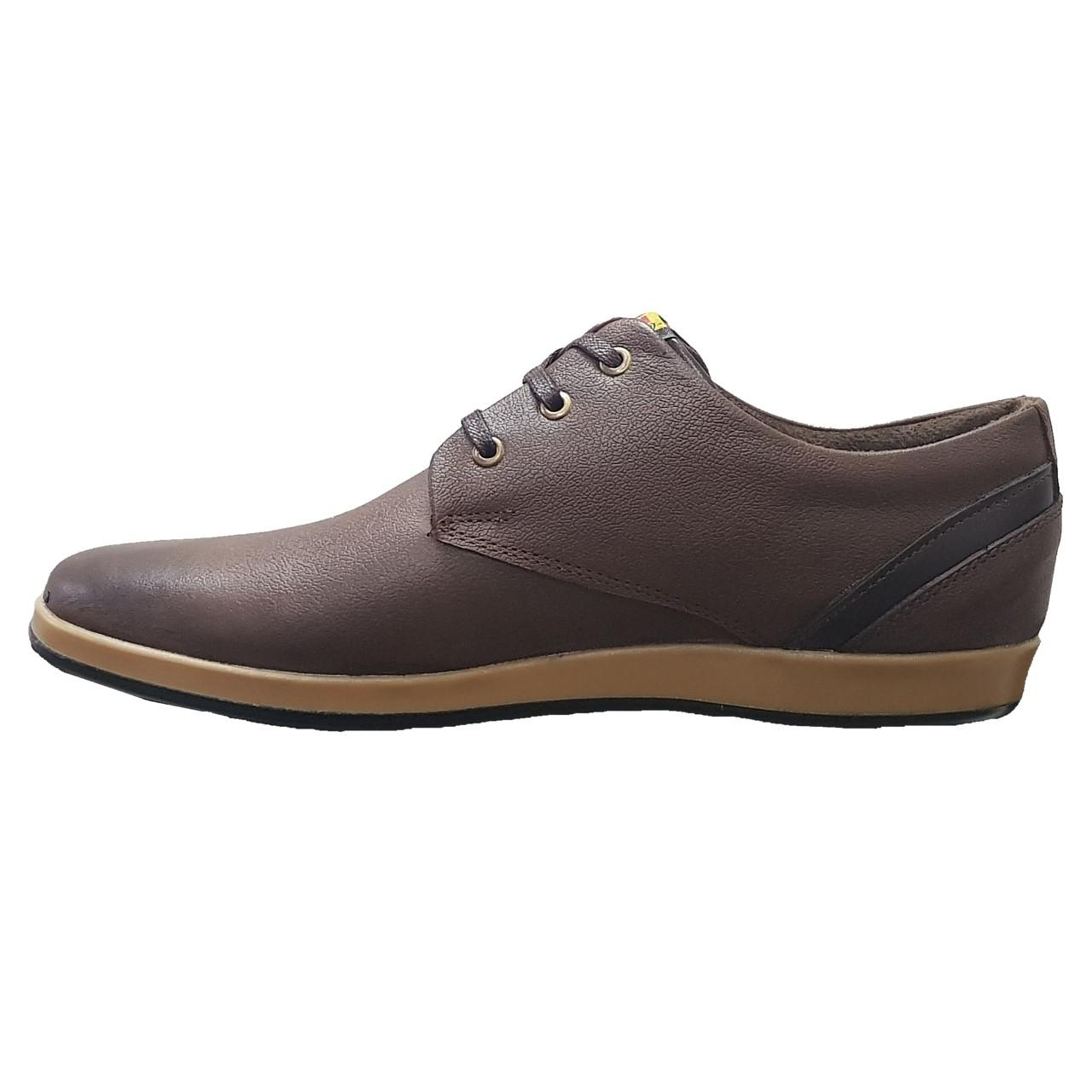 کفش مردانه مدل زامورا کد 1716