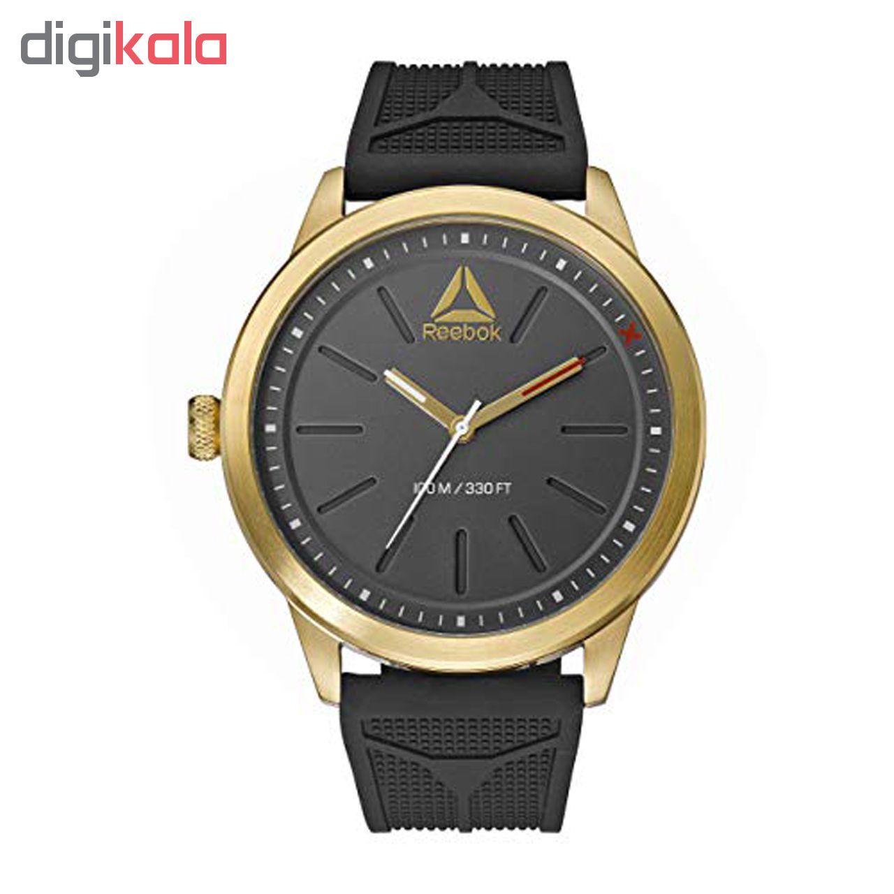خرید ساعت مچی عقربه ای مردانه ریباک مدل RD-LIF-G2-S2IB-B2
