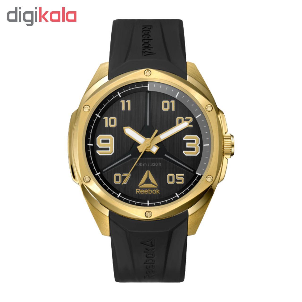خرید ساعت مچی عقربه ای مردانه ریباک مدل RD-UPP-G2-S2IB-B2