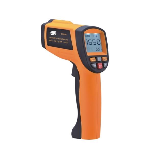 ترمومتر لیزری دیجیتال بنتک مدل GM1650