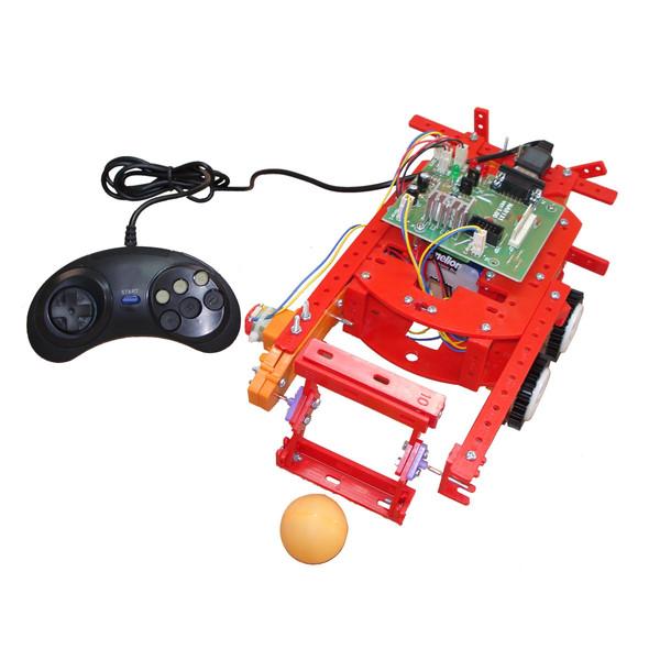 ربات جنگجو و فوتبالیست پیشرفته نوآوران الکترونیک مدل 131