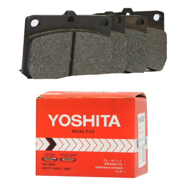 لنت ترمز جلو یوشیتا مدل 708 مناسب برای پراید