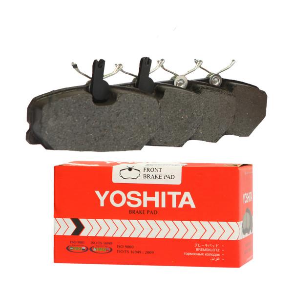 لنت ترمز جلو یوشیتا مدل 708 مناسب برای پژو