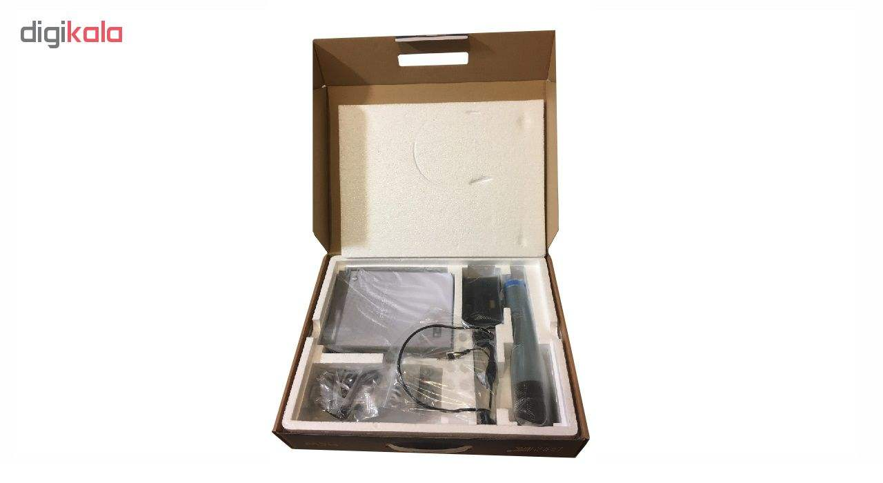 میکروفن بی سیم بی ان کا مدل BK9E main 1 3