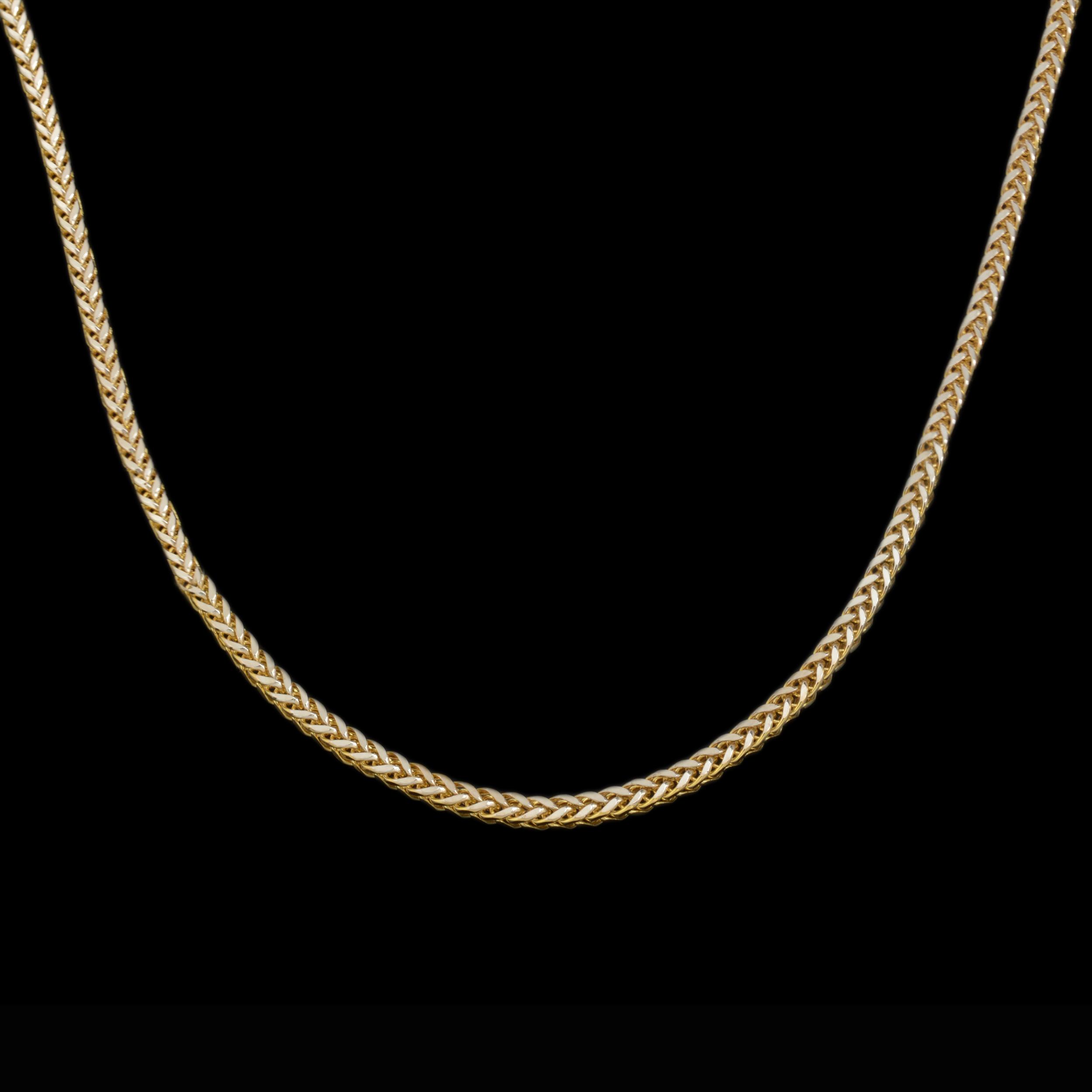 زنجیر طلا زنانه