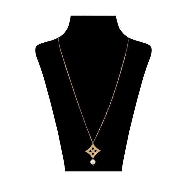 گردنبند طلا 18 عیار زنانه نیوانی مدل N1060