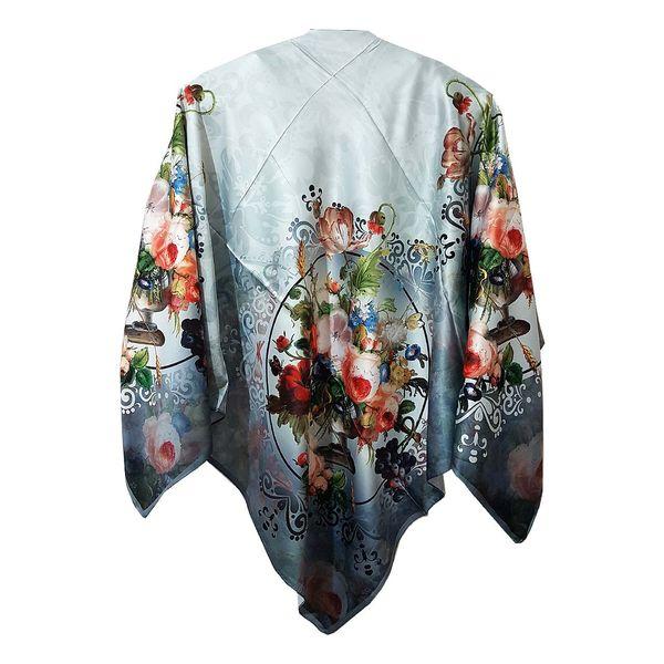 روسری زنانه طرح گل کد 114