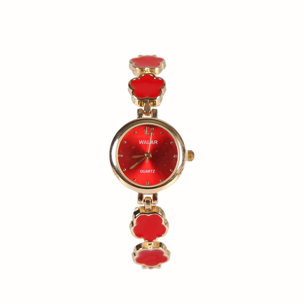 ساعت مچی عقربه ای زنانه والار مدل v01