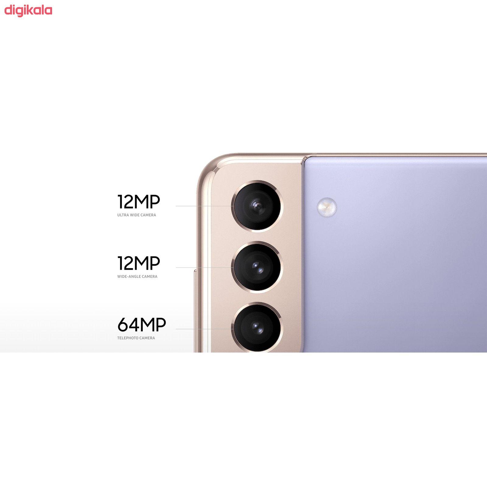 گوشی موبایل سامسونگ مدل Galaxy S21 Plus 5G SM-G996B/DS دو سیم کارت ظرفیت 256 گیگابایت و رم 8 گیگابایت main 1 9