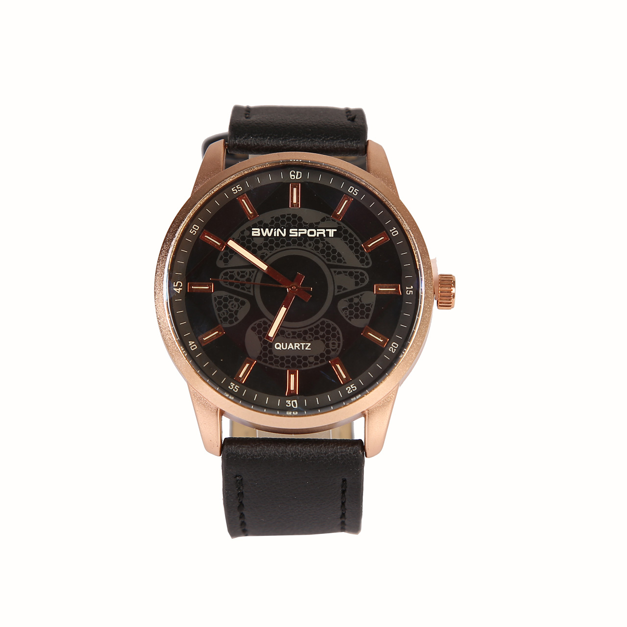 ساعت مچی عقربه ای مردانه آوین اسپرت مدل A02