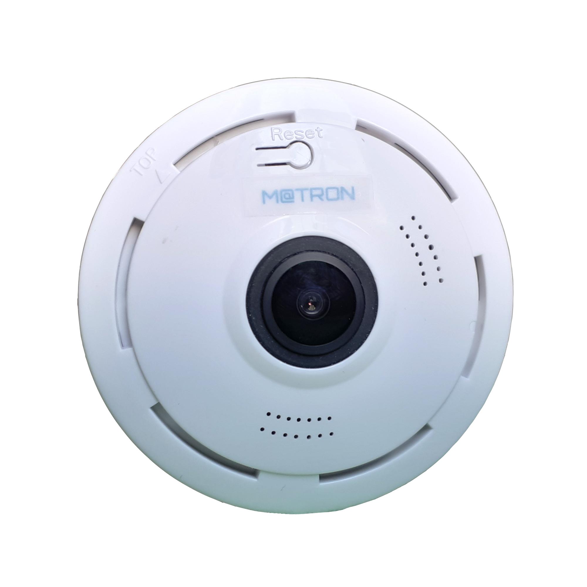 بررسی و {خرید با تخفیف} دوربین مدار بسته تحت شبکه ماترون مدل V380S wifi sgw اصل