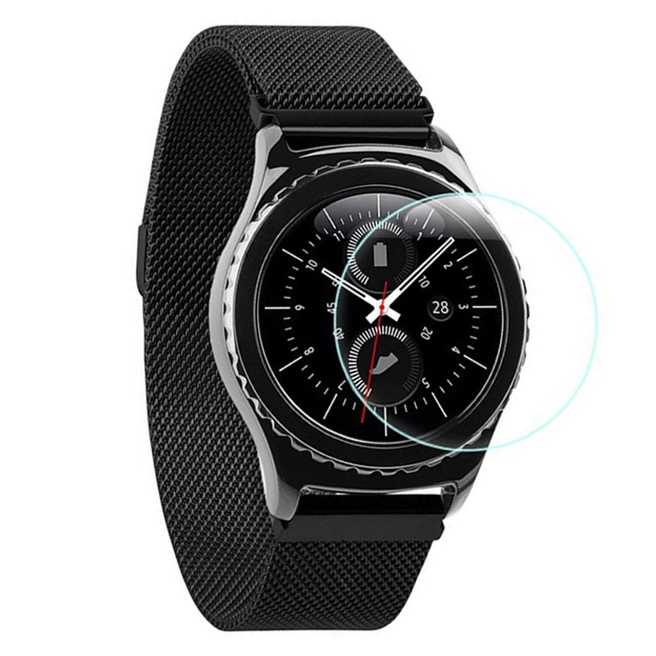 محافظ صفحه نمایش مدل S4-01 مناسب برای ساعت هوشمند سامسونگ مدل Galaxy Watch 46mm