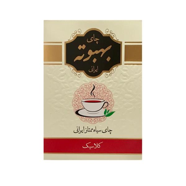 چای سیاه  بهبوته باطعم کلاسیک مقدار ۴۰۰ گرم