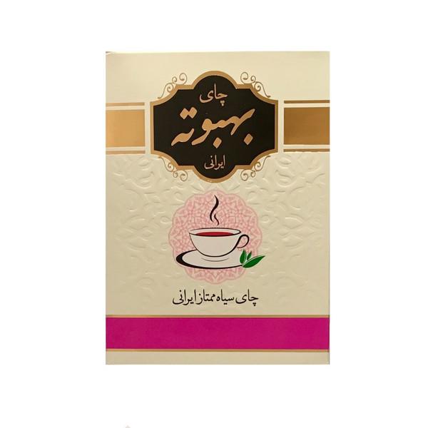 چای سیاه بهبوته با طعم سنتی مقدار  ۴۰۰ گرم