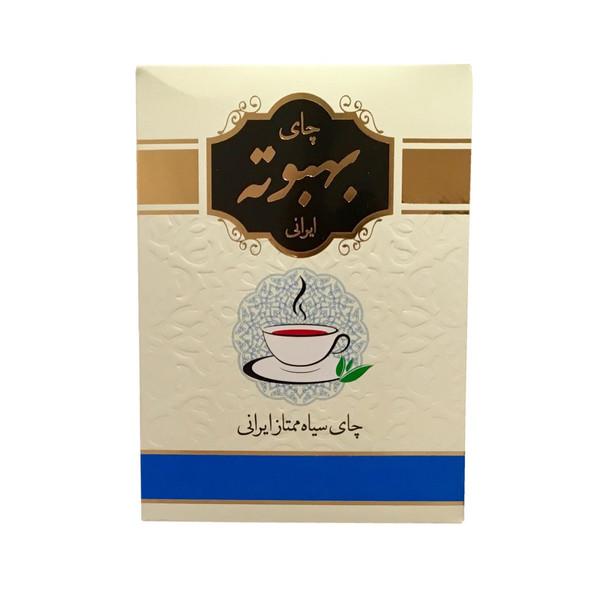 چای سیاه بهبوته با طعم آرامبخش مقدار ۴۰۰ گرم
