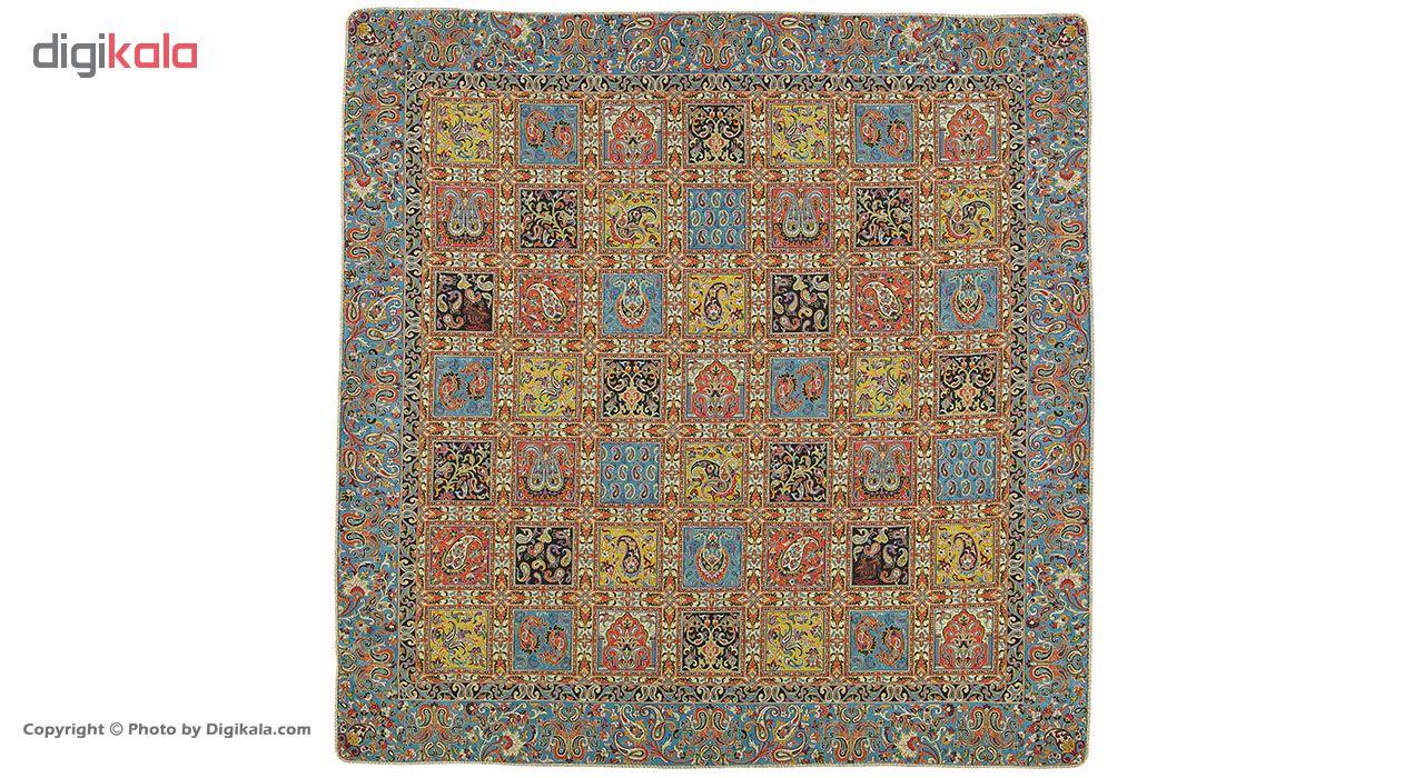 cashmere tablecloth, Bakhtiary Model