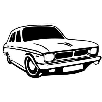 برچسب بدنه خودرو طرح پیکان مدل BR31