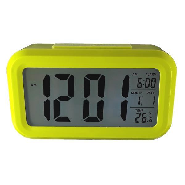خرید ساعت رومیزی دیجیتال مدل Smart Clock طرح LAL