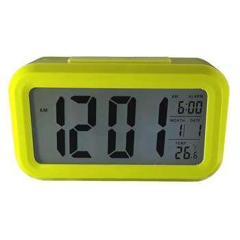 ساعت رومیزی دیجیتال مدل Smart Clock طرح LAL