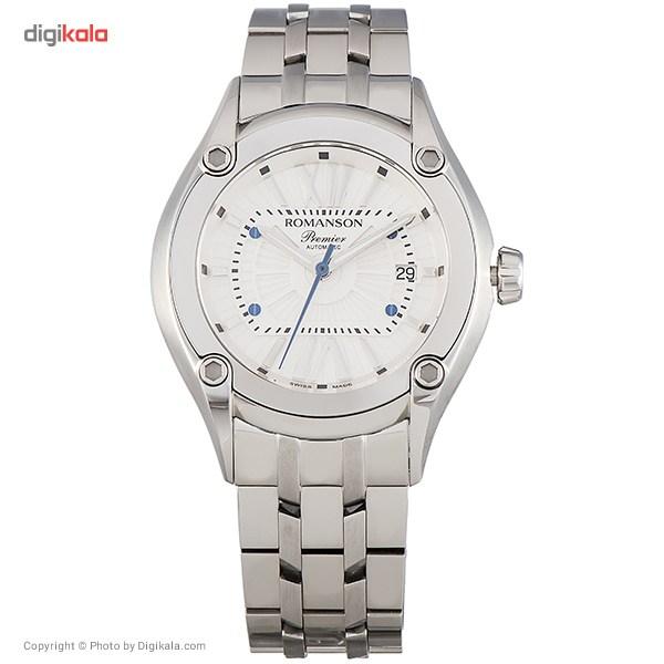 خرید ساعت مچی عقربه ای مردانه رومانسون مدل PM2608CM1WAS2U
